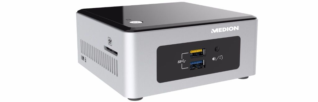 S1502D y S1503D, los nuevos compactos de MEDION