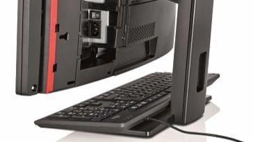 Fujitsu ESPRIMO K557 , potencia y estilo en tu escritorio