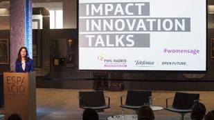 """""""Impact Innovations Talks"""" un panel de expertos habla sobre el emprendimiento femenino"""