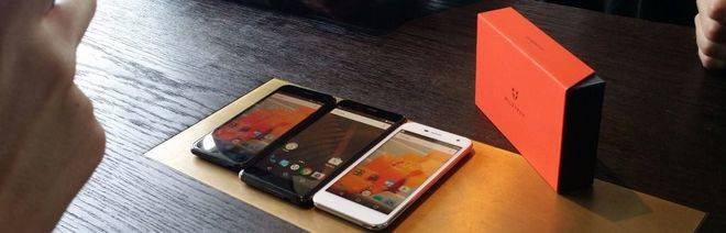 Wileyfox desde Londres con Spark, la nueva Gama de smartphones