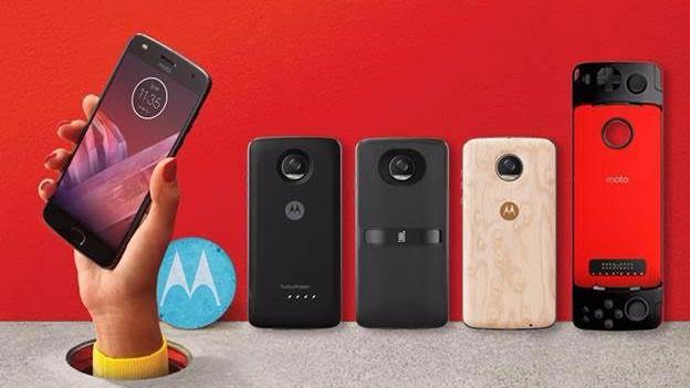 Crece la familia Moto con el Moto Z2 Play y nuevos Moto Mods