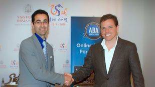La Universidad de Salamanca y ABA English firman un acuerdo para exámenes BULATS en España