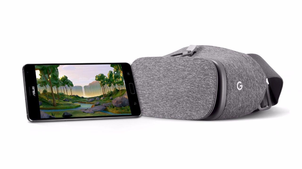 ZenFone AR de Asus, un smartphone de realidad aumentada
