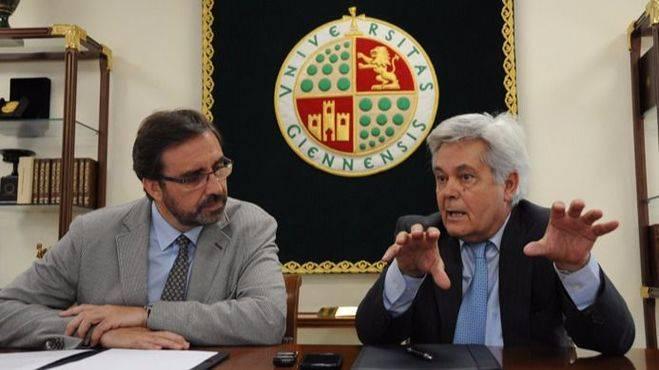 La UJA y BMN-CajaGranada impulsarán estudios y proyectos de investigación