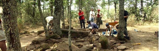Arqueólogos de la Usal identifican nuevos asentamientos poblacionales de época altomedieval en La Genestosa