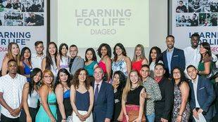 Se gradua la primera promoción del programa de Diageo 'Learning for Life'
