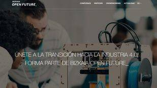Bizkaia Open Future_ presenta el primer reto sobre Industria 4.0 para emprendedores