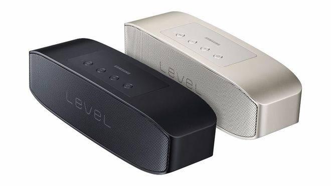 Level Box Pro, los nuevos altavoces portátiles de Samsung
