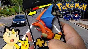 Vente de Safari... a cazar Pokemon