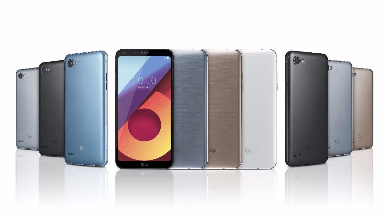 El nuevo LG Q6 llega a España a primeros de Agosto