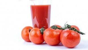 El Zumo de tomate es el mejor aliado contra la oxidación