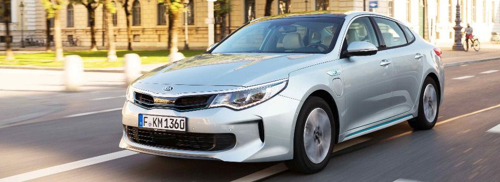 Kia Optima Plug-in Hybrid, la evolución del coche ecológico