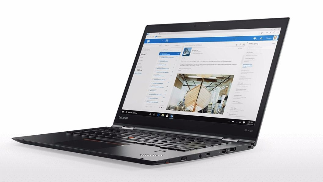 Thinkpad X1 Yoga ya disponible en la tienda on line de Lenovo
