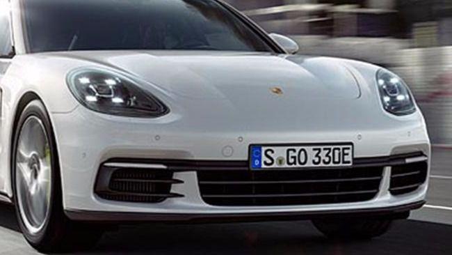 Panamera 4 E-Hybrid, el nuevo híbrido de Porsche
