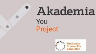Akademia You Project programa de la UJI y la Fundación Innovación Bankinter