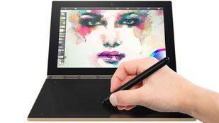 El Yoga Book de Lenovo, la revolución de las tabletas