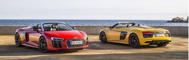 Nuevo Audi R8 Spider, simplemente más