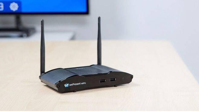 WiPG-2000 y SharePod, dos novedades de wepresent para las presentaciones en grupo