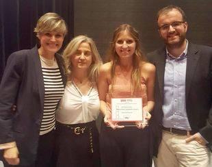 Nanocore Biotech de la Universidad de Navarra gana el primer premio nacional del programa Yuzz del Banco Santander