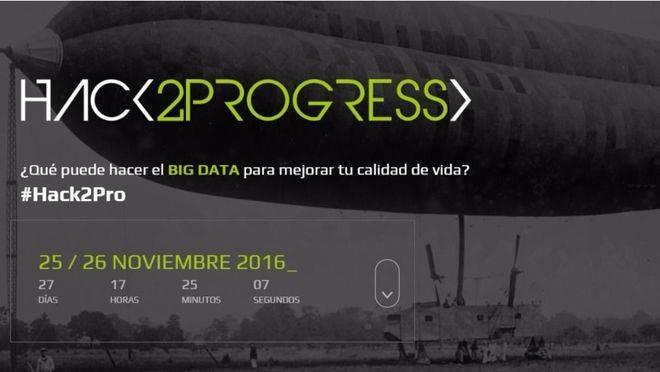 La Universidad de Cantabria y CIC convocan la II edición del Hack2Progress