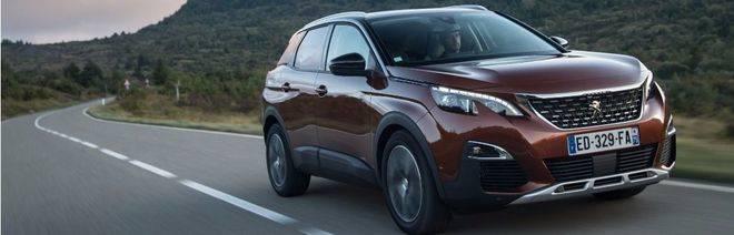 LLega a España el Nuevo SUV Peugeot 3008