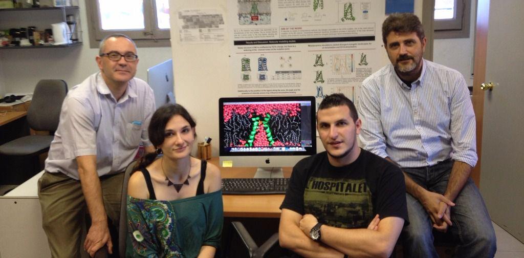 De izquierda a derecha, los expertos Santiago Vázquez, Salomé Llabrés, Jordi Juárez-Jiménez y F. Javier Luque.