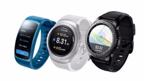 Samsung incorpora aplicaciones Under Armour en sus wearables