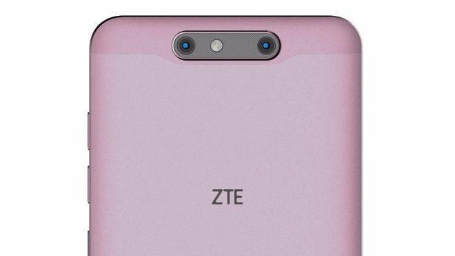 ZTE Blade V8, un nuevo smartphone con cámara dual