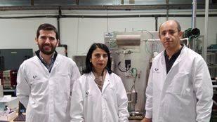 Patentado un método que rentabiliza los residuos de la industria papelera