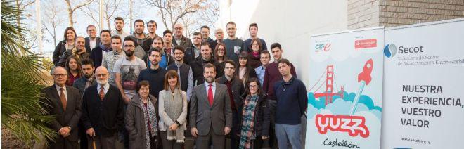 La Jaume I impulsa 20 proyectos emprendedores en una nueva edición de Santander YUZZ