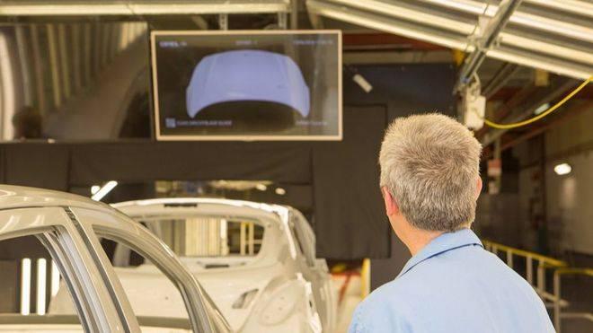 3JD VISION detectará defectos de pintura de los coches sin entorpecer su proceso de fabricació