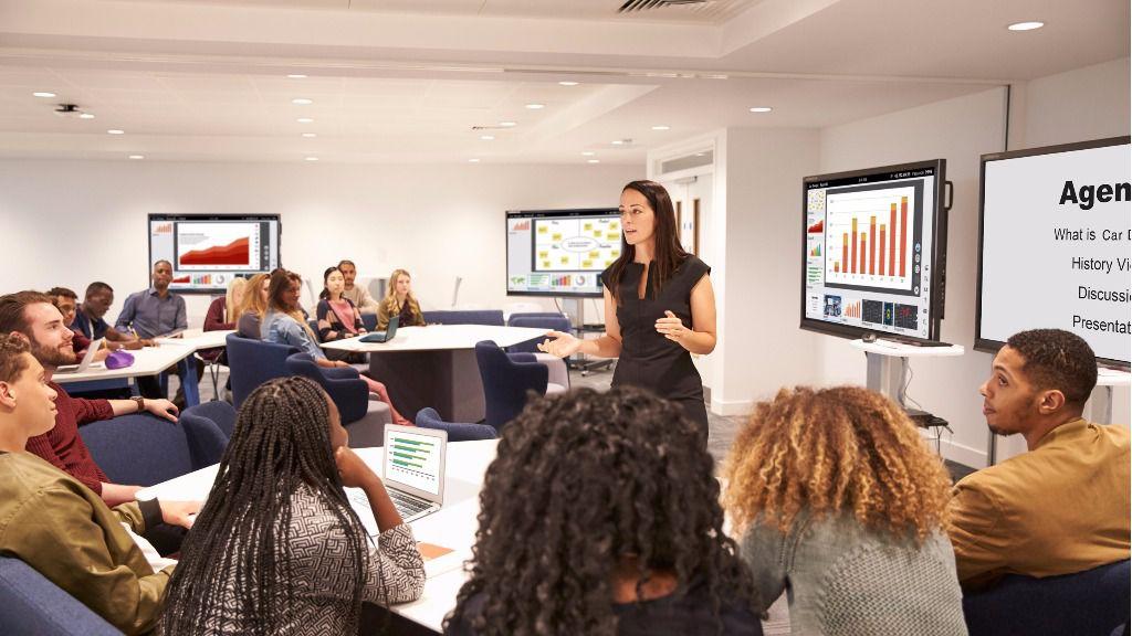 Vision Exchange, la nueva solución de Sony para el sector educativo