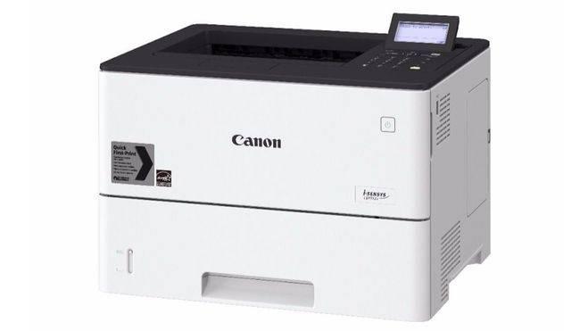 Nueva impresora i-SENSYS de Canon, alta velocidad en blanco y negro