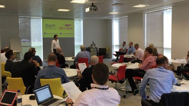 Más de 100 Startups en el programa DRIVE WITH BELRON 2017