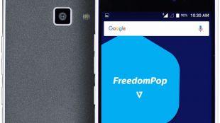 FreedomPop V7, todo un smartphone por sólo 59 €
