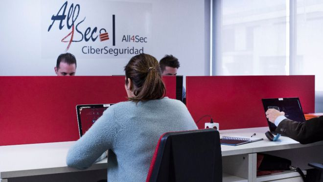 Ciberseguridad 360 de la mano de la empresa All4Sec