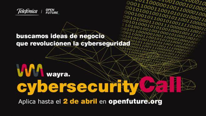 Wayra e ElevenPaths buscan emprendedores en ciberseguridad