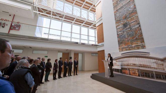 Nuevo Centro de Investigación Micaela Portilla Ikergunea de la UPV/EHU