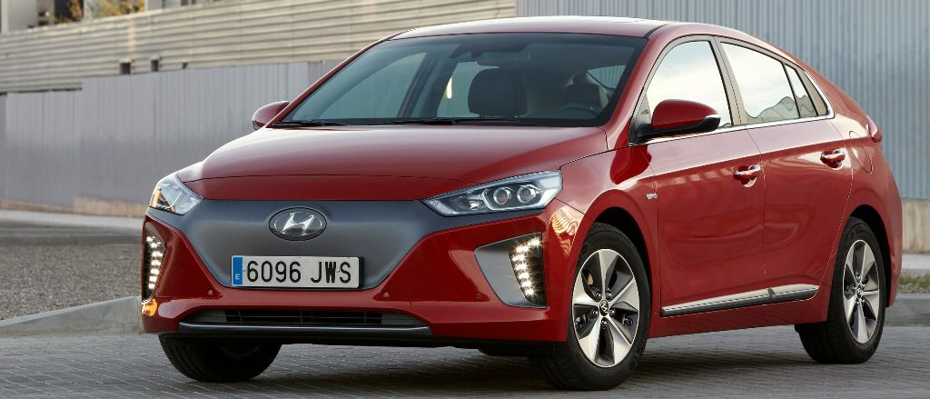 Tres sistemas de propulsión eléctrica para el nuevo IONIQ de Hyundai