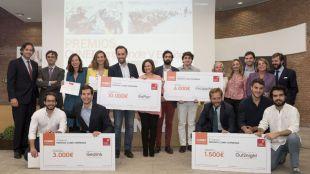 Weplan, proyecto ganador de la V edición de CUNEF Emprende