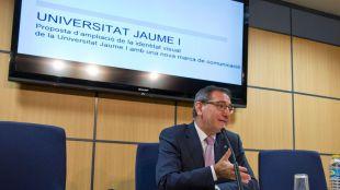 La Universitat Jaume I presenta una nueva marca de comunicación en el ámbito digital