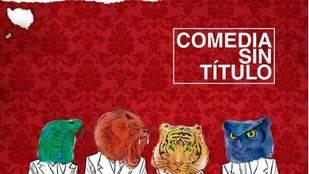 """El Aula de Teatro de la UA estrena la obra inacabada de Lorca """"Comedia sin título"""""""