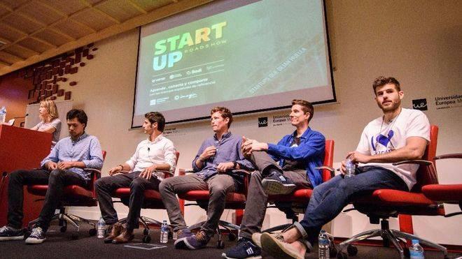 Primera gira de startups en universidades españolas para fomentar el emprendimiento entre estudiantes