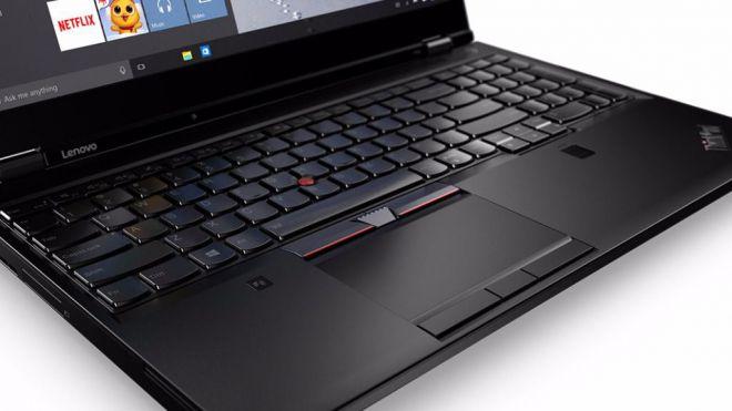 Ya disponibles los nuevos ThinkPad serie P de Lenovo