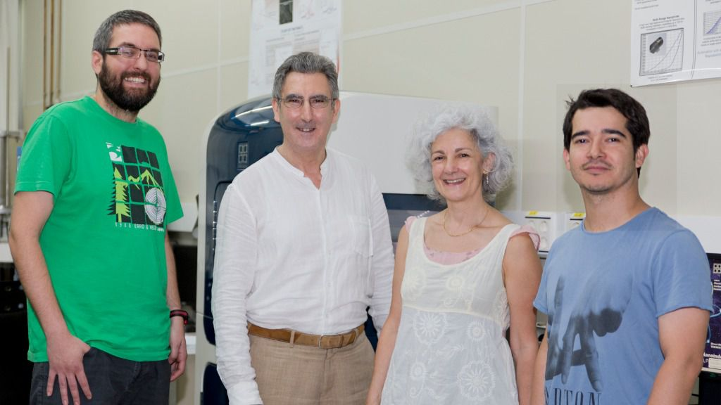 La UPV/EHU desarrolla la primera aleación superelástica de dimensiones nanométricas