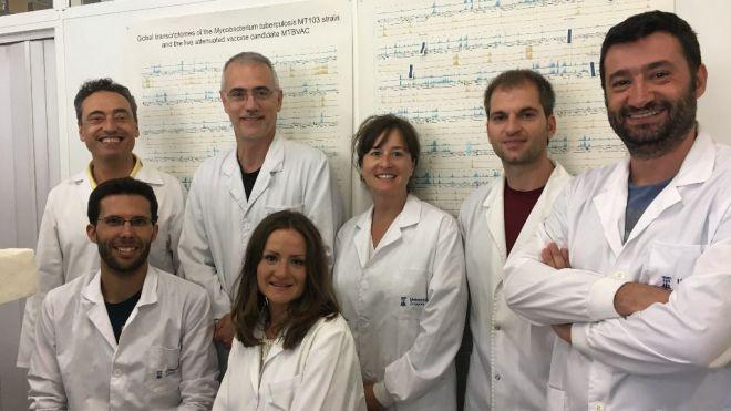 Descubierto el mecanismo de protección de la nueva vacuna contra la tuberculosis