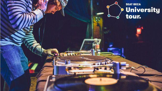 Premios Talenta, Seat busca a los mejores DJ universitarios