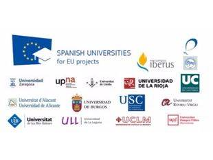 Spanish Universities for EU Projects ofrece 49 becas