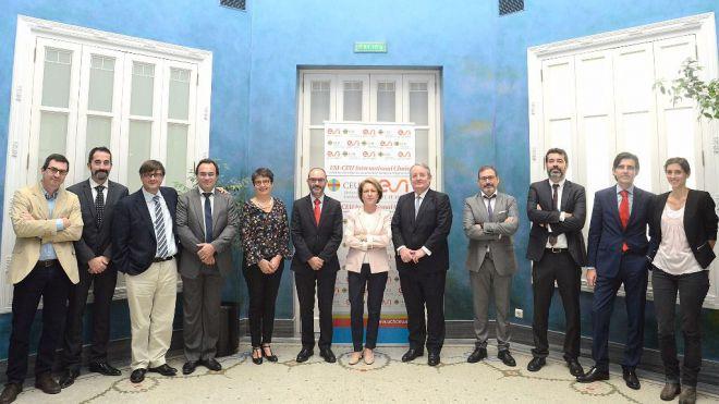 Cátedra internacional de investigación de la CEU UCH y Grupo ESI