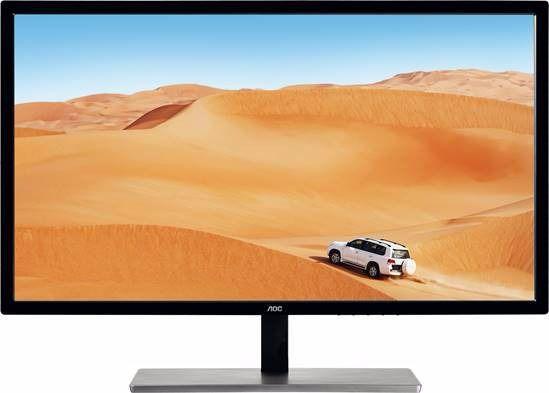 """AOC presenta un monitor de 31.5"""" y 1440p"""